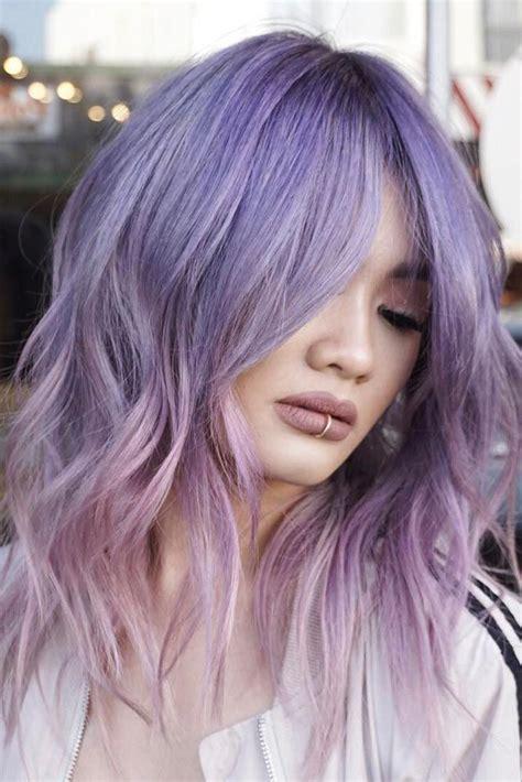The 25 Best Light Purple Hair Ideas On Pinterest Pastel