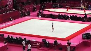 Image gallery olympic gymnastics floor for Used gymnastics spring floor