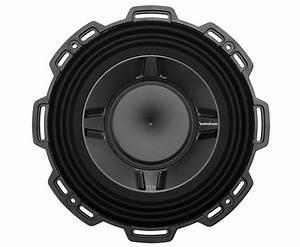 Rockford Fosgate 12 U0026quot  800w Audio Shallow Subwoofer