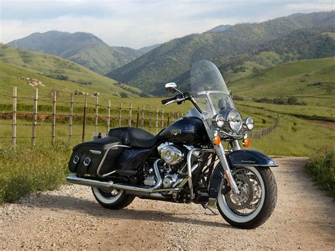 Harley Davidson Rod by Motorcycles 2012 Harley Davidson Flhrc Road King Classic