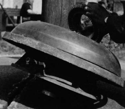 Конструкция летающей тарелки виктора шаубергера