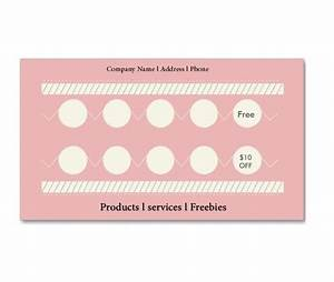 frequent diner card template - loyalty cards for businesses gallery business card template