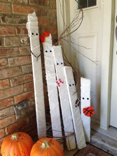 fascinating diy halloween decorations