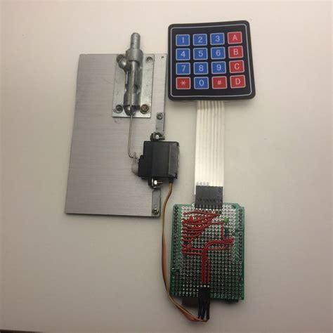 arduino door lock  password arduino  doors
