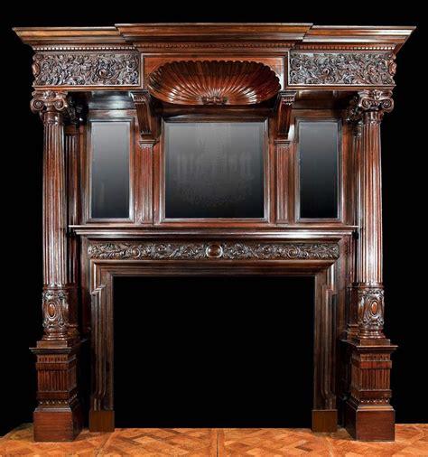 antique fireplace mantels 17 melhores ideias sobre antique fireplace mantels no