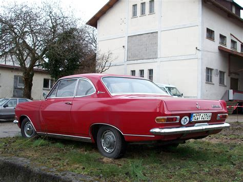 Opel Coupe by Opel Rekord 1700 Coupe 4781101