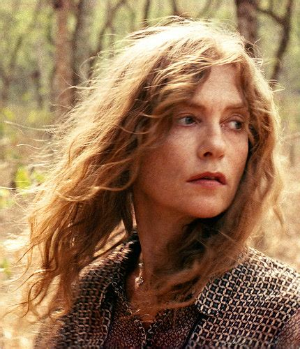 isabelle huppert  white material review   york times