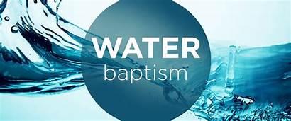 Baptism Water Jesus Disciples Nations