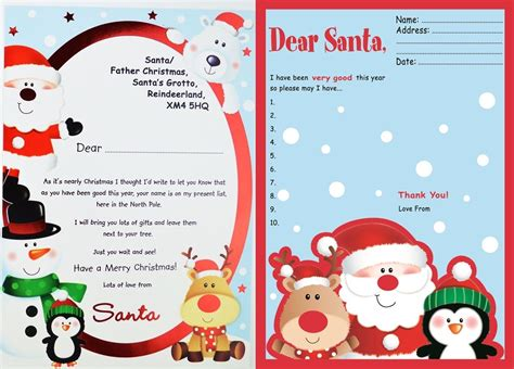 christmas letter from santa wish list to amp from santa letter amp reply 20847 | 2ec88389 ce2c 4fb9 8fe3 a2c100dfb335