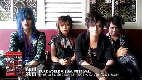 Jrock News Meets Mea  Indonesian Jrock Band Youtube