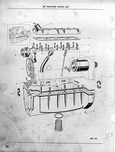 Ford 8n Tractor Parts Diagram