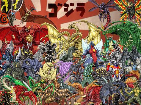 Godzilla Neo Wallpaper By Megazeo On Deviantart