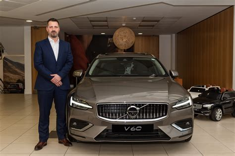 volvo appoints mark   uk national sales manager car