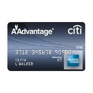 citibank aadvantage credit card payment address