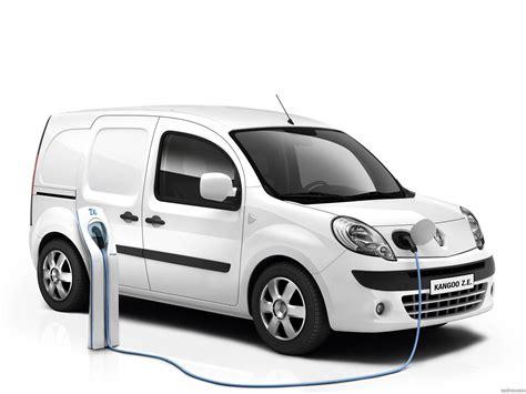 Fotos De Renault Kangoo Z.e. 2010