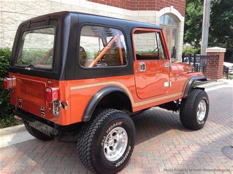 Gambar Mobil Jeep Renegade by Gambar Jeep Cj7 Tahun 1985 Modifikasi Gambar Modifikasi
