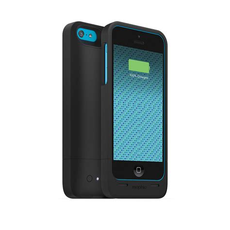 mophie juice pack helium for iphone 5c black 2660 b h photo