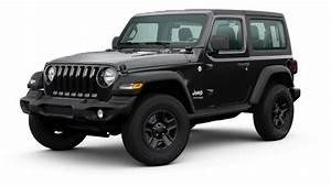 2020 Jeep Wrangler Trim Levels
