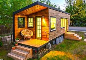 The Top 5 Most Beautiful Tiny Houses On Wheels - Critical