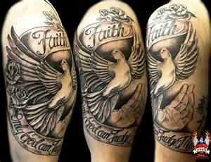 40+ Dove Tattoos On Sleeve