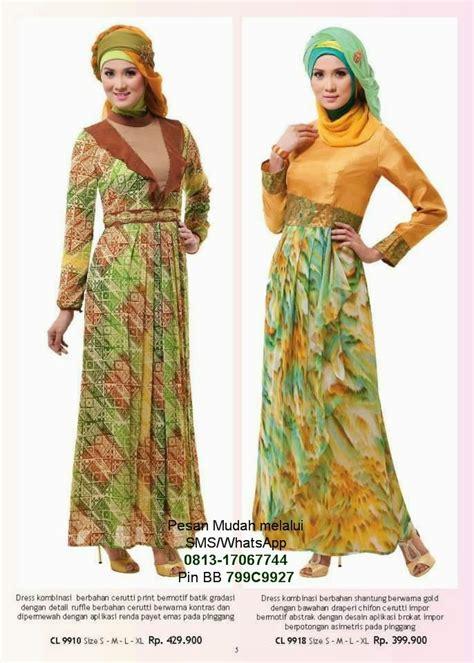 model baju muslim gamis modern baju muslim terbaru