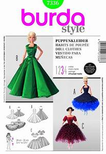 Free Barbie Clothes Sewing Patterns | Patterns Gallery