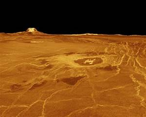 Cool Planet Surface On Venus (page 2) - Pics about space