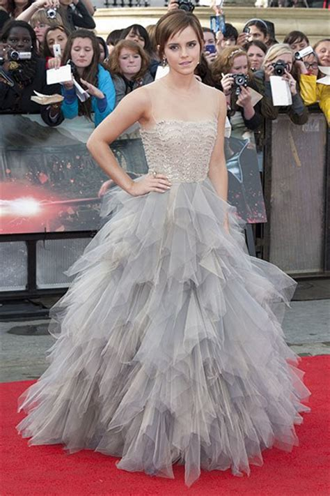 Emma Watson Best Red Carpet Looks Teen Vogue