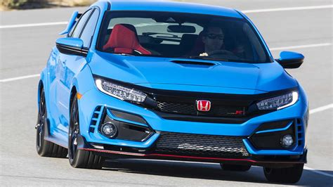 Honda Civic Type R Production Stopped Due To Parts Shortage