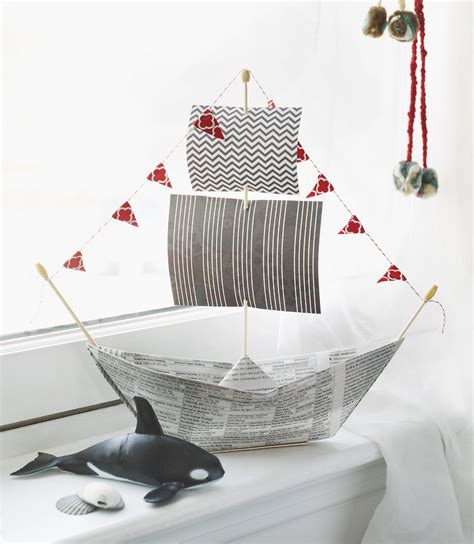 Imagenes De Barcos En Papel by Ideas Creativas De Piratas Cuentos Y Manualidades