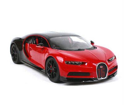 Haomsj bugatti veyron 1:32 alloy diecast model car toys cars for 3. Bburago 1/18 Diecast Bugatti Chiron Sport Red Cars ...