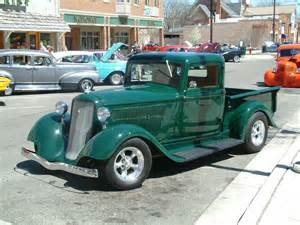 1934 Plymouth Truck