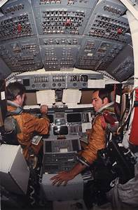 Amazing Stories | Space Shuttle First Flights: Onboard ...