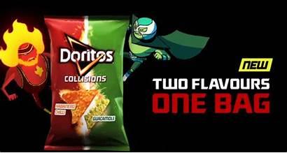 Advert Doritos Collisions Tv Variant Airs Crisps