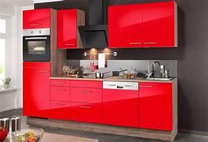 Küche Günstig Kaufen Mit Elektrogeräten : optifit k chenzeile mit e ger ten knud breite 270 cm ~ Watch28wear.com Haus und Dekorationen