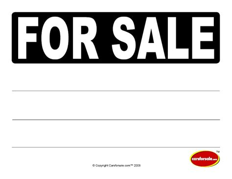 images  sale sign printable template  word