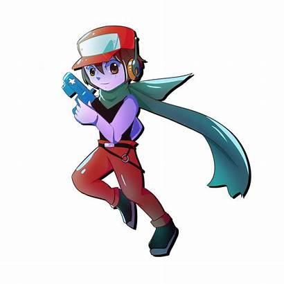 Quote Cave Story Deviantart Curly Brace