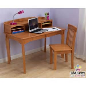 kidkraft avalon desk with hutch and chair furniture office