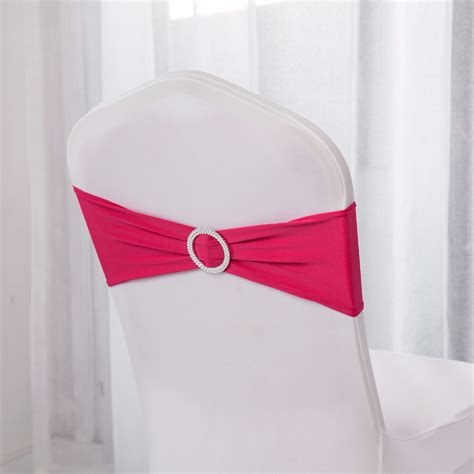 free shipping 100 pcs spandex chair bands spandex chair