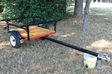 kayak rack for trailer a kayak trailer for 500 compact cing