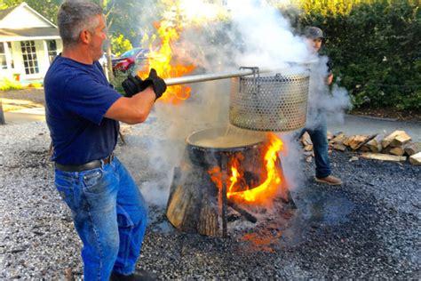 door county fish boil healthy pride boils at pelletier s door county pulse