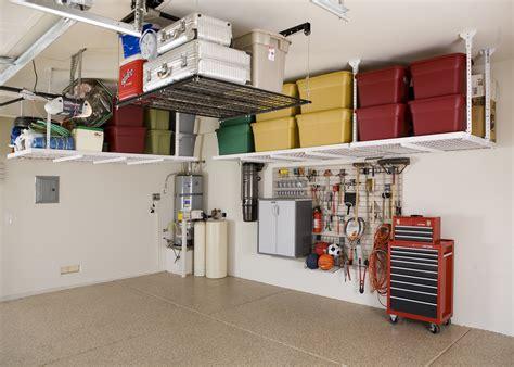 overhead garage storage systems garage organizers overhead storage racks slatwall wall