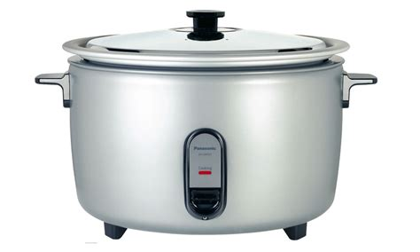 commercial rice cooker panasonic sr ga721 40 cup uncooked