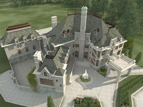 chateau house plans luxury chateau home luxury chateau house