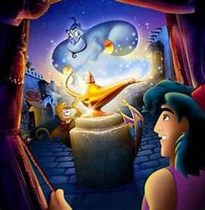 6 Disney Prince Aladdin and Magic Lamp Wallpaper