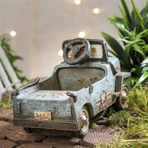 antique military pedal car model table decor home decor