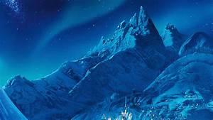 ac70-wallpaper-elsa-frozen-castle-queen-disney-illust-snow