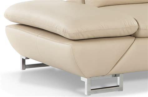 canapé design tissu canapé 2 5 places cuir ou tissu design lineflex
