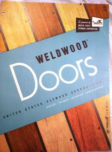 weldwood doors catalog asbestos mineral core united states