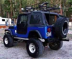 1993 Jeep Wrangler Yj Major Lifter Off Road Rock Crawler 2-door 4 0l